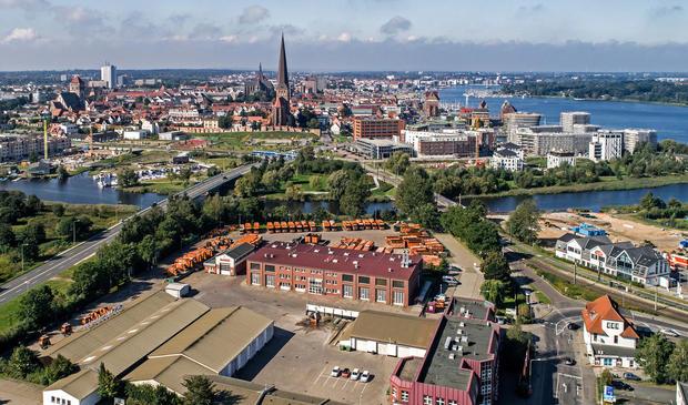 Recyclinghof Rostock Reutershagen